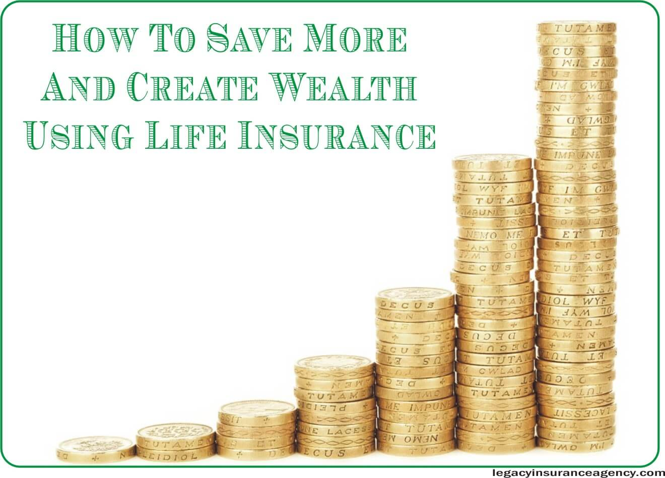 how to save using life insurance