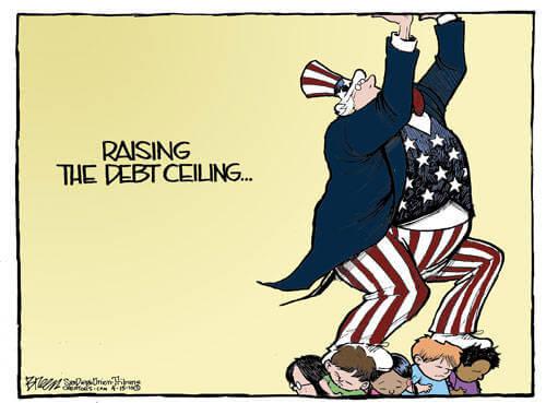 Debt Ceiling - Government Default