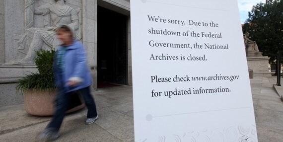 Government Shutdown - Debt Ceiling
