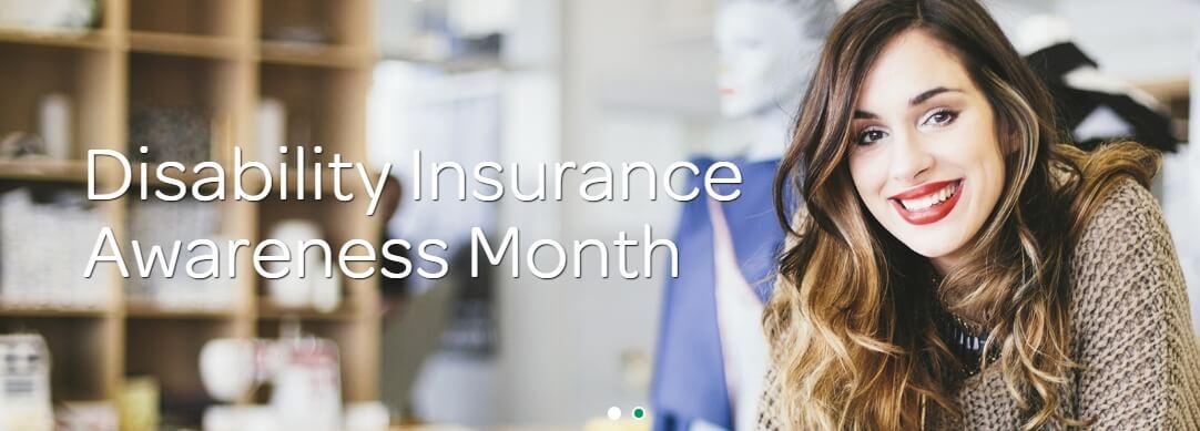 disability insurance awareness month